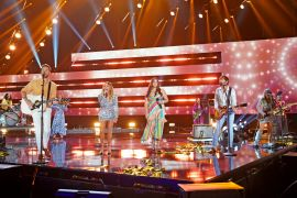 Lady A, Carly Pearce, Lindsay Ell; Getty Images for CMT