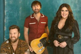 Lady A; Photo Courtesy of BMLG Records