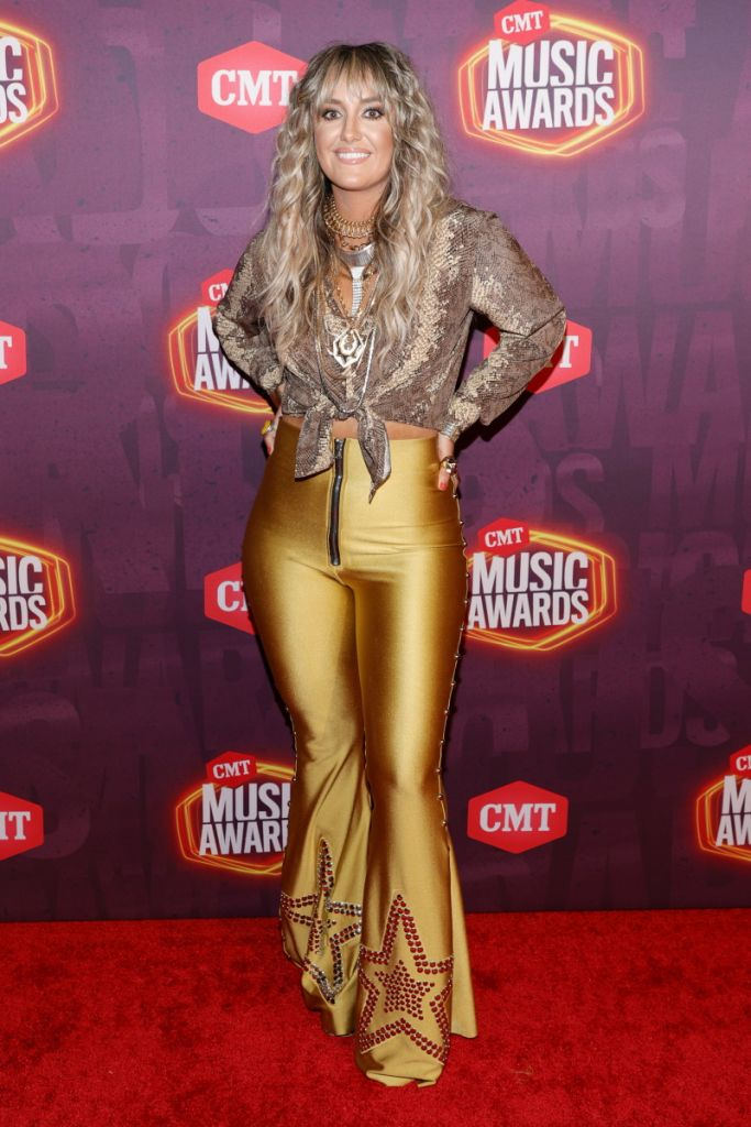 Lainey Wilson; Getty Images for CMT