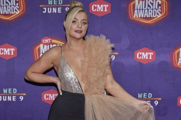 Lauren Alaina; Photo by Getty Images for CMT