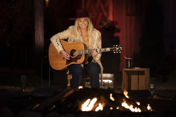 Miranda Lambert; Photo via Getty Images for CMT