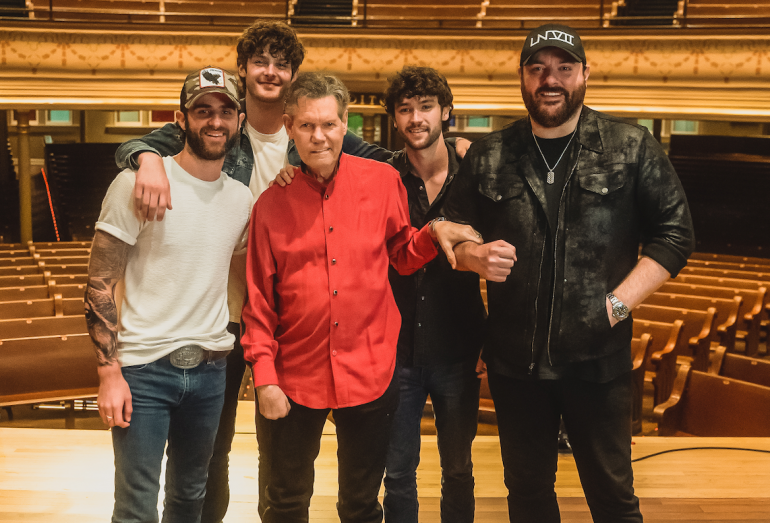 Restless Road with Chris Young and Randy Travis