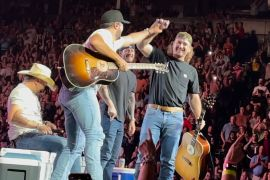 Luke Bryan And Morgan Wallen; Photo Courtesy of Country Now