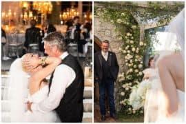 Blake Shelton, Gwen Stefani Wedding; Photos by Jeremy Bustos/Studio This Is