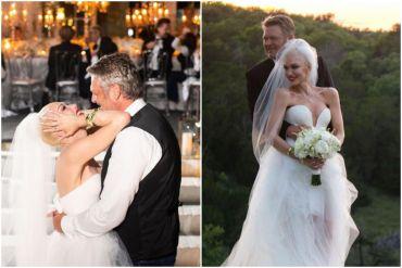 Blake Shelton, Gwen Stefani Wedding