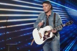Caleb Kennedy; Photo by American Idol, ABC