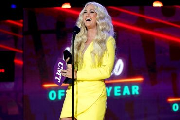 Carrie Underwood; Photo by Erika Goldring, Getty Images for CMT
