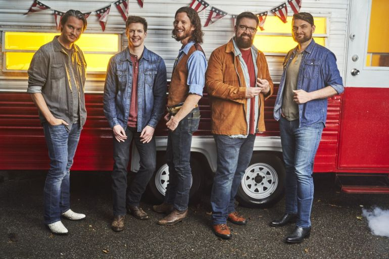 Home Free; Photo by Ford Fairchild