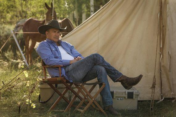 Kevin Costner; Photo Courtesy Yellowstone