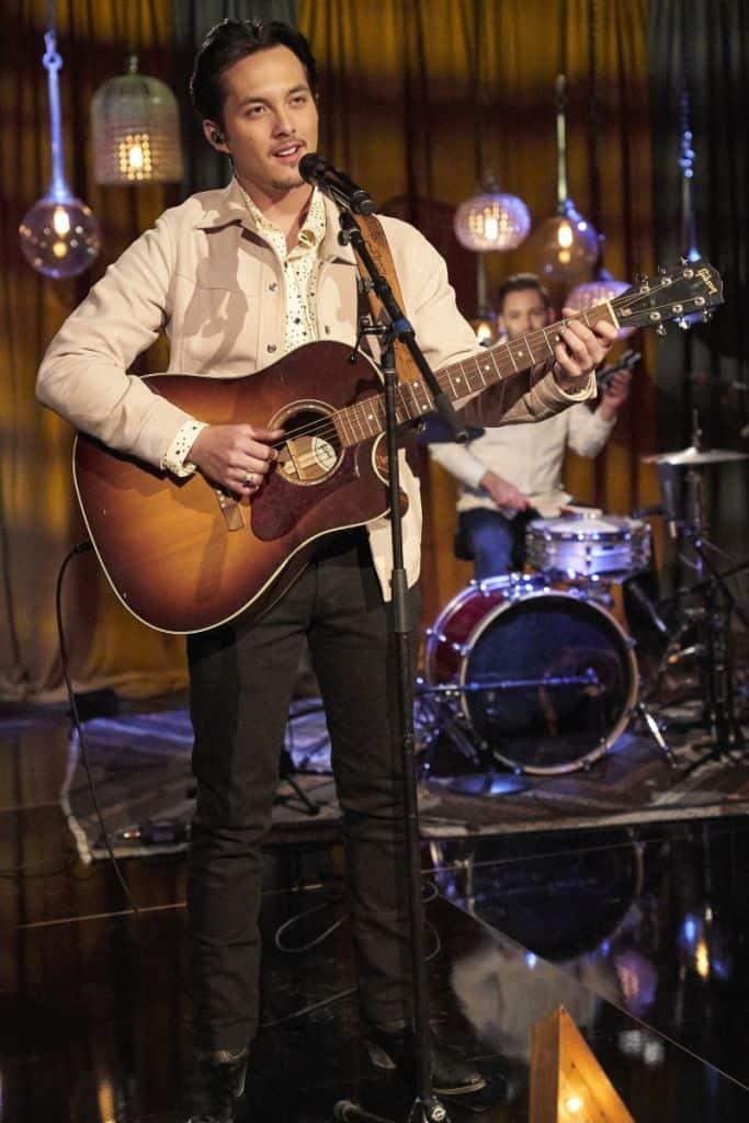 Laine Hardy; Photo Courtesy ABC