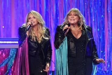 Miranda Lambert, Elle King; Photo Courtesy ACM Awards