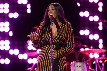 Mickey Guyton; Photo Courtesy of John Shearer/Getty Images for CMT