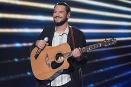 Chayce Beckham; Photo Courtesy ABC, American Idol