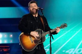 Chris Young; Photo by Erika Goldring, Getty Images for CMT
