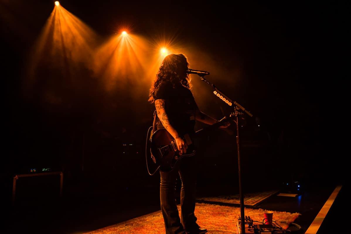 Ashley McBryde; Photo by Andrew Wendowski