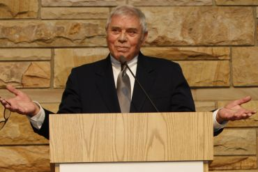 Inductee Tom T. Hall speaks at the 2008 Country Music Hall of Fame inductees press conference on Tuesday, Feb. 12 at the Country Music Hall of Fame and Museum in Downtown Nashville.