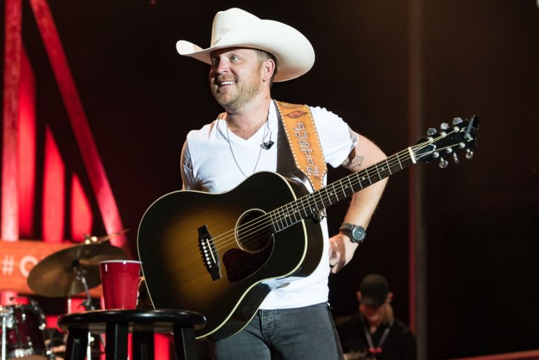 Justin Moore; Photo by Andrew Wendowski