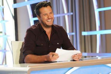 Luke Bryan; Photo by 'American Idol' / ABC