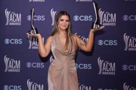 Maren Morris; Photo Courtesy ACM Awards