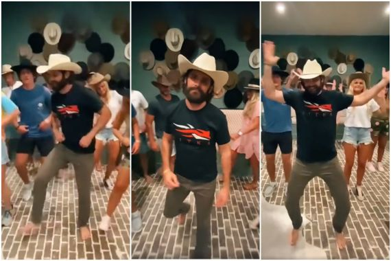 Thomas Rhett 'Redneck Be Like'; Photos via Instagram