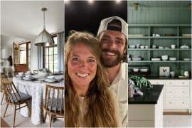 Thomas Rhett and Lauren Akins Nashville Home; Home Photos Courtesy Paige Rumore, Thomas and Lauren Photo via Instagram