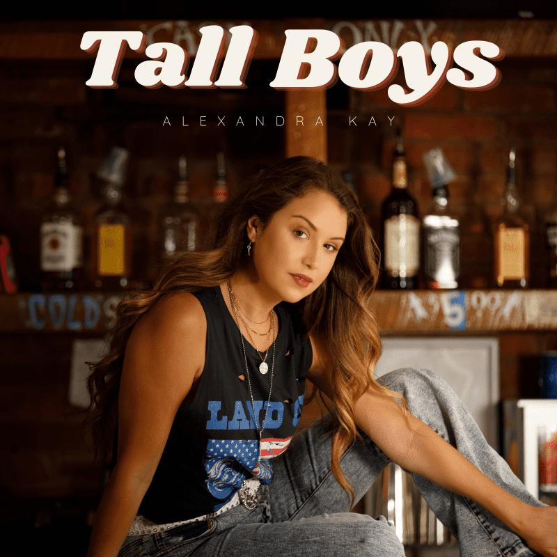 Alexandra Kay; Tall Boys Cover Art