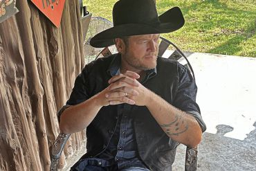 Blake Shelton; Come Back As A Country Boy - Photo by Todd Stefani 1