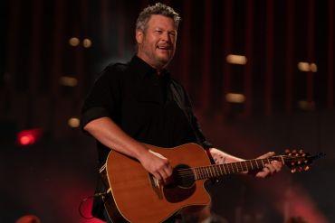 Blake Shelton; Photo Courtesy ABC