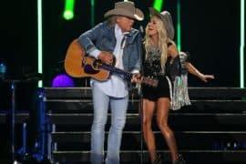 Dwight Yoakam, Carrie Underwood; Photo Courtesy CMA