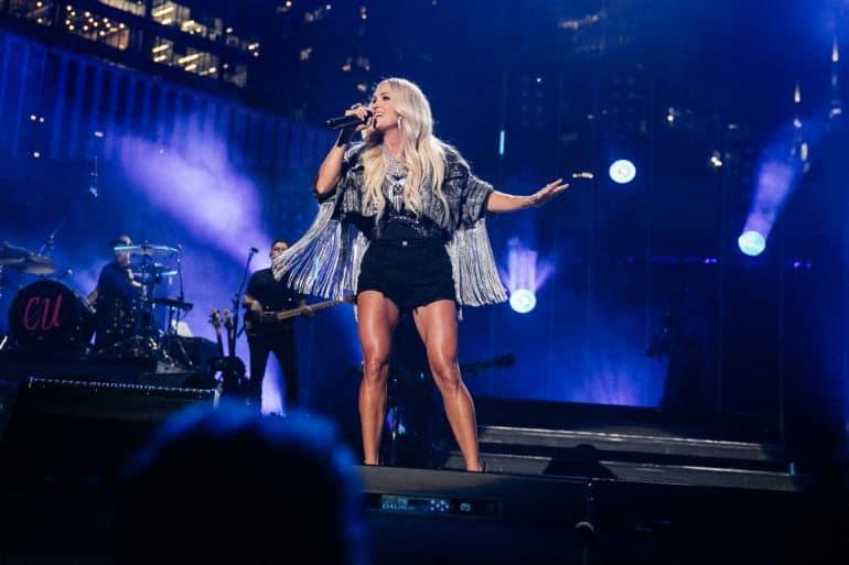 Carrie Underwood; Photo Courtesy CMA