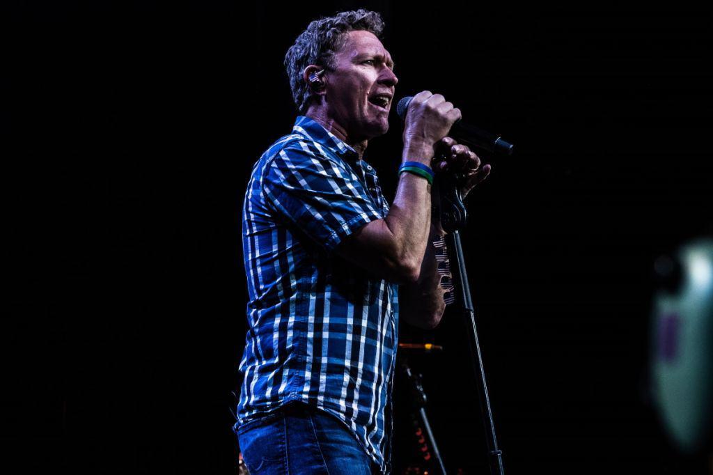 Craig Morgan; Photo by David Bradley