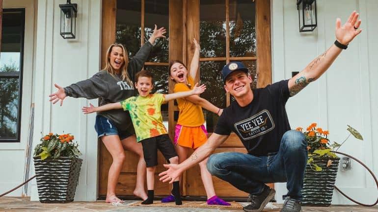 Granger Smith and Family - Home Tour
