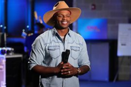 Jimmie Allen; Photo by John Russell, CMA