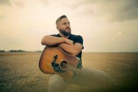 Logan Mize; Photo by Sydney Davidson