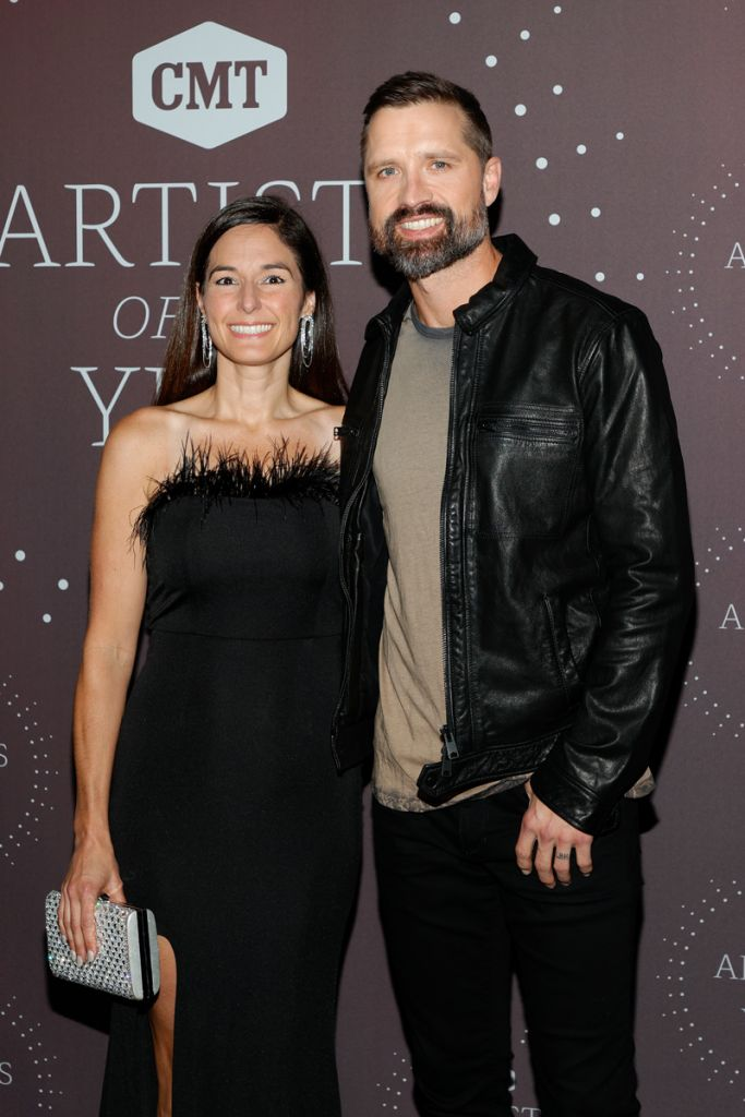 Walker & Laney Hayes; Photo Courtesy Getty Images for CMT