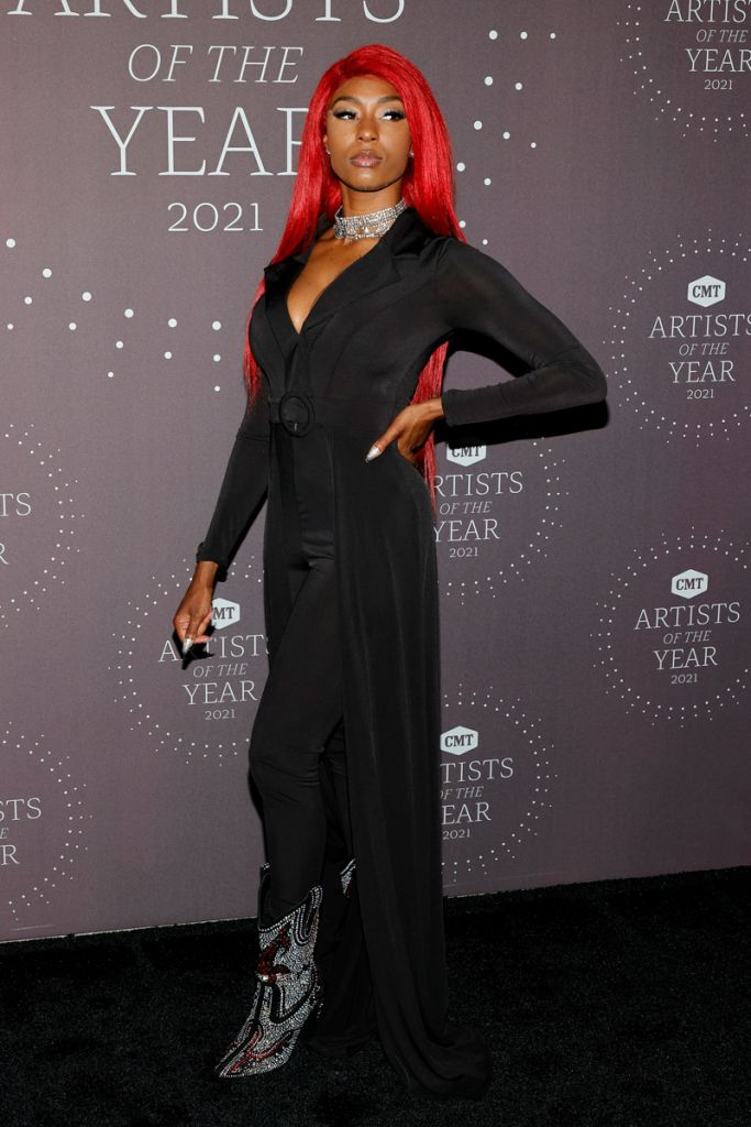 Reyna Roberts; Photo Courtesy Getty Images for CMT
