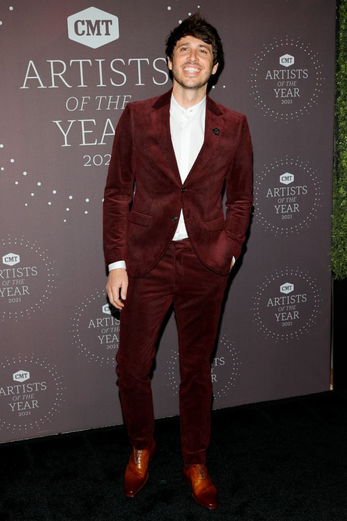 Morgan Evans; Photo Courtesy Getty Images for CMT