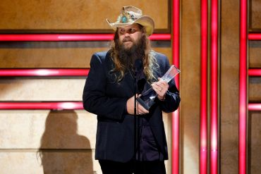 Chris Stapleton; Photo Courtesy of Getty Images for CMT