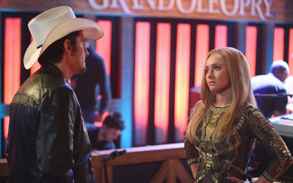 Brad Paisley on Nashville ABC