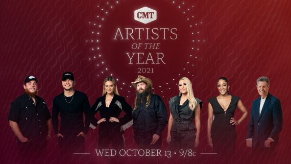 CMT Artists of the Year 2021