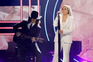 Gabby Barrett; Photo by Getty Images for CMT