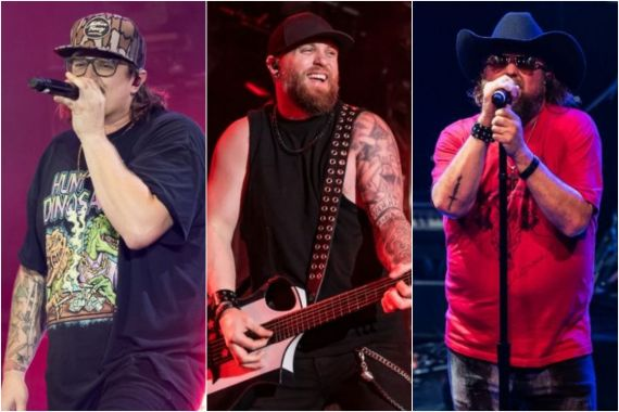 HARDY, Brantley Gilbert, Colt Ford; Photos by Andrew Wendowski