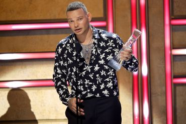 Kane Brown; Photo by Getty Images for CMT