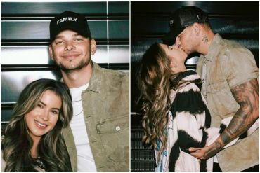 Kane Brown and Wife, Katelyn
