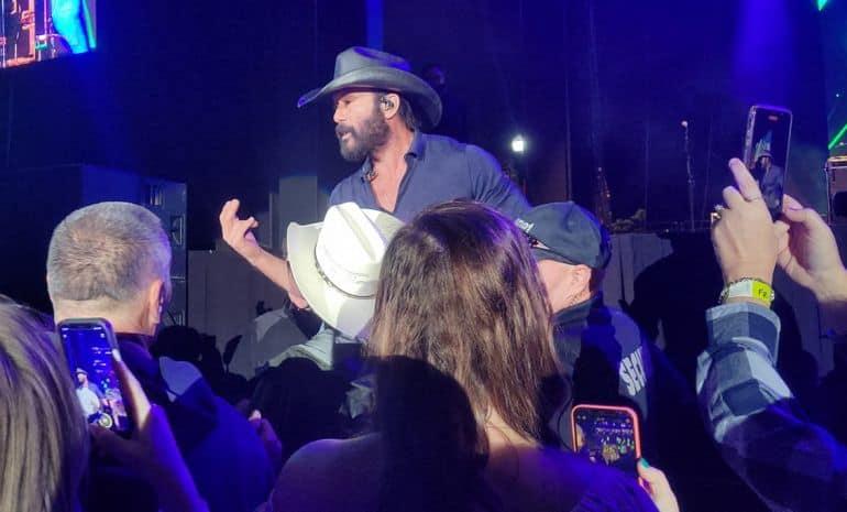 Tim McGraw; Photo by Stephanie Mead